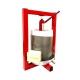 Пресс соковыжималка гидравлический 13 литров с нерж поршнем