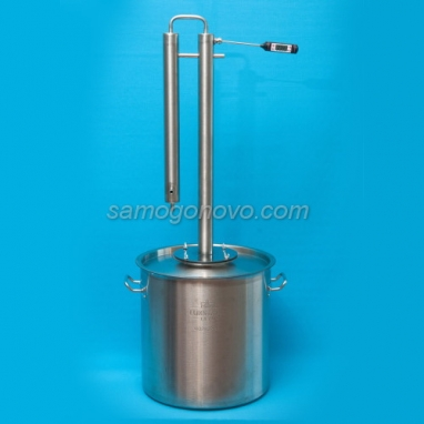 """Бытовой дистиллятор """"Умелец"""" с укрепляющей колонной 13 литров"""