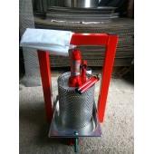 Пресс соковыжималка гидравлический 6 литров с нерж поршнем