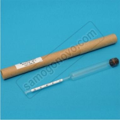 Спиртометр АСП-3 (0-40%)