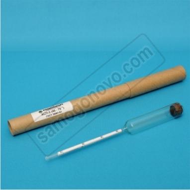 Спиртометр (ареометр) АСП-3 (40-70%)