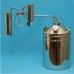 Бытовой дистиллятор 20л с двумя сухопарниками