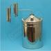 """Бытовой дистиллятор """"Умелец"""" на 35 литров с сухопарником-банкой"""