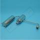 Самогонный аппарат-змеевик с одним металлическим сухопарником