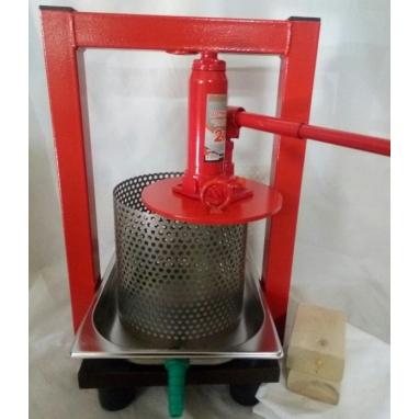 Пресс соковыжималка гидравлический 8 л