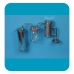 Бытовой дистиллятор 13л с двумя сухопарниками