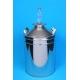 Ёмкость для брожения фланцевая с гидрозатвором и термометром 35л